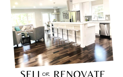 Sell or Renovate